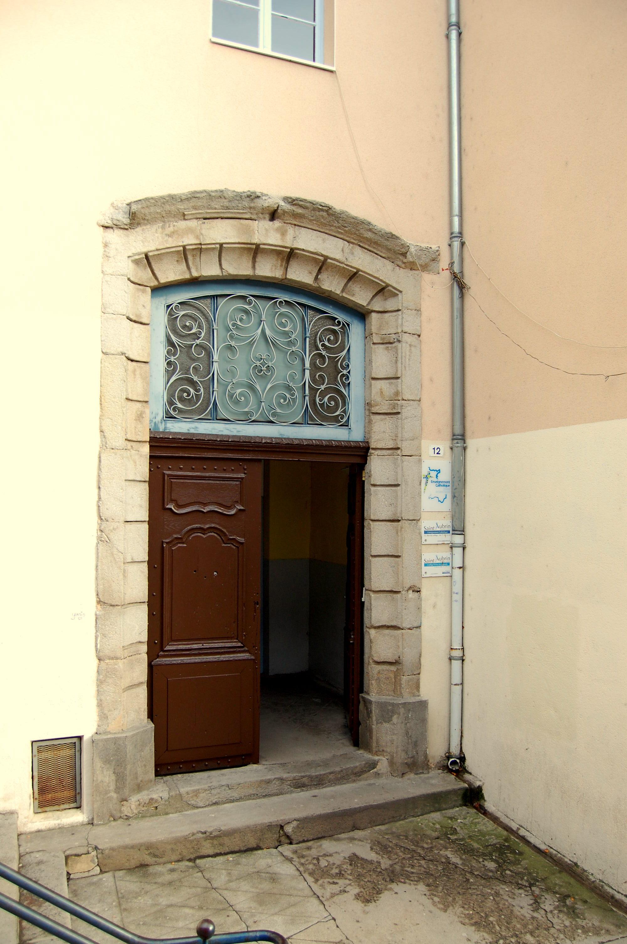 porte-principale