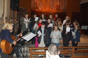 chants chapelle VDL