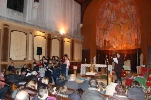 messe chapelle VDL